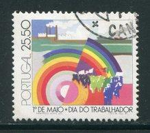 PORTUGAL- Y&T N°1508- Oblitéré - 1910-... République