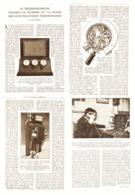 LE TELEPHONOMETRE  1920 - Other