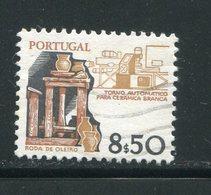 PORTUGAL- Y&T N°1511- Oblitéré - 1910-... République