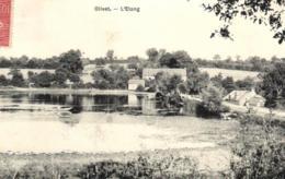 53 - Mayenne - Olivet - L'Etang - D 7333 - Sonstige Gemeinden
