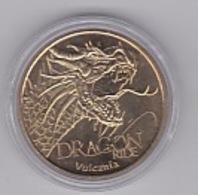 Vulcania Dragon Ride 2009 - Monnaie De Paris