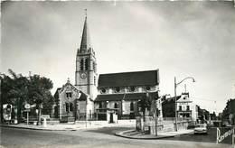 MAISONS ALFORT - L'église Saint Rémi. - Maisons Alfort