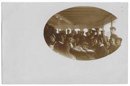 Blessés Allemands Et Infirmières  - WWI - Guerre 1914-18