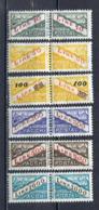 SAN MARINO 42-47 - PACCHI POSTALI   S.706 MNH** - Unused Stamps
