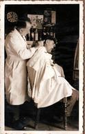 Photo Originale Coiffeur Pour Homme & Salon De Coiffure Vers 1930 - Professions