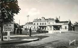 SANNOIS - La Gare. - Stations Without Trains
