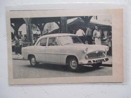 Voiture - Nouvelle Simca VEDETTE TRIANON   -  Coupure  De Presse De 1957 - Voitures