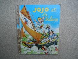 Jojo Et La Baleine, Collection Pavillon N°5, 1952.....4A010320 - Livres, BD, Revues