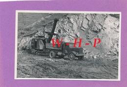 BONE (Algérie) -  Terrassement Lors De La Construction De La Cité Musulmane  02 Février 1951 - CAMION Et EXCAVATRICE - Altre Città