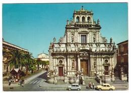 5019 - ACIREALE BASILICA DI S SEBASTIANO 1973 - Acireale
