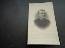 Doodsprentje ( 826 )  Vicaire Abbé Stroobants  - Bruxelles  Lierre Lier  Basse - Wavre  Malines  Sainte - Catherine 1922 - Décès