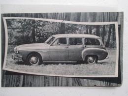 """Voiture - Nouvelle Renault Break """"DOMAINE""""  Pour Chasse , Pêche Et Camping   -  Coupure  De Presse De 1957 - Camping"""