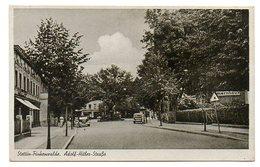 Allemagne / STETTIN - FINKENWALDE (Pologne : SZCZECIN) --  Rue Adolf Hitler - Deutschland