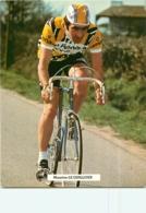 Maurice LE GUILLOUX .  2 Scans. Cyclisme. Renault Gitane 1979 - Cycling