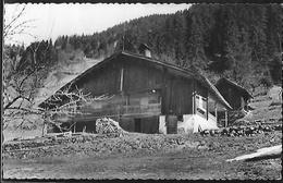 CPA 74 - Manigod, La Charmette - Un Chalet - Sonstige Gemeinden