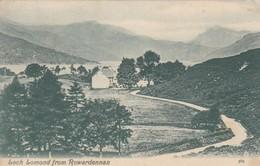 Loch Lomand From Rowardennan , Scotland ,1907 - Stirlingshire