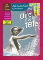 CPM.   Cart'Com.   Saint Etienne Du Rouvray (76).   Aire De Fête 2005.   Postcard. - Saint Etienne Du Rouvray