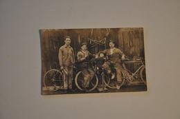 RAZAC SUR ISLE Famille Marmëzàc  Réparateur De Vélo Cycle - Other Municipalities