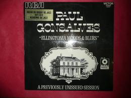 LP33 N°3079 - PAUL GONSALVES - ELLINGTONIA MOODS - 731071 - Jazz