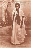 MAURITANIE - L' EMIR  DES TRARZAS OCCIDENTALES - AHMED SALOUM OULD  - PHOTOGRAPHE; P. TACHER  N° 273 - CPA ETHNIQUE - Mauritanie