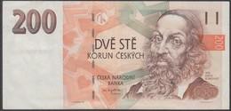 REPUBBLICA CECA 1998  200  KORUN  QFDS - Czech Republic