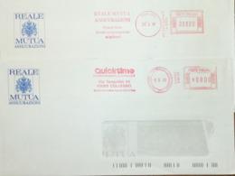 Italy, Insurance - Meter Cancel - Reale Mutua Assicurazioni - Fabbriche E Imprese