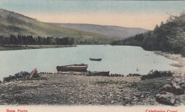 Caledonain Canal , Scotland , 00-10s ; Bona Ferry - Other