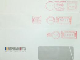 Italy, Insurance - Meter Cancel - Generali - INA - Fabbriche E Imprese
