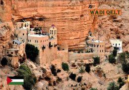 1 AK Palästina - Palestine * Das Kloster St. Georg Bei Jericho Im Wadi Qelt In Der Wüste Juda Im Westjordanland * - Palästina