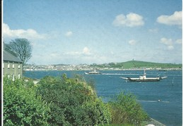 STRANGFORD (foreground) And PORTAFERRY (distance) - MODERN JUDGES POSTCARD - UNUSED - COUNTY DOWN - Down