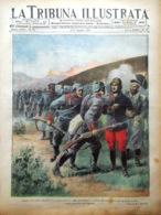 La Tribuna Illustrata 2 Maggio 1915 WW1 Pirandello Avezzano Garros Pegoud Krupp - Guerre 1914-18