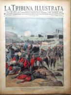La Tribuna Illustrata 9 Maggio 1915 WW1 Primo Maggio Kaiser Marsigliese Alberto - Guerre 1914-18