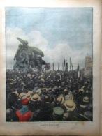 La Tribuna Illustrata 16 Maggio 1915 WW1 Quarto Dei Mille Sepolti Vivi Romania - Guerre 1914-18