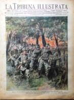 La Tribuna Illustrata 27 Giugno 1915 WW1 Trieste Trento Giovannini Isonzo Guerra - Guerre 1914-18