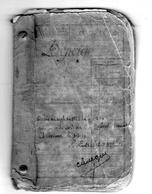 LIVRET MILITAIRE Classe  1898 DEPEIGE Jean Eugène Citè à L'ordre Du Règiment Pour Bravoure - Documents Historiques
