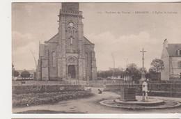 27560 Environs Vannes ARRADON L'église Calvaire --coll David Vannes 117 - Puits Fontaine - Sonstige Gemeinden