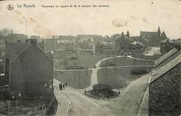 025 495- CPA - Belgique - Le Roeulx - Panorama Du Square - Le Roeulx