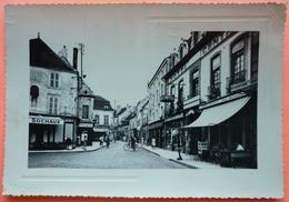 CARTE CHAGNY - 21 - LE CENTRE DE LA VILLE -SCAN RECTO/VERSO -10 - Autres Communes