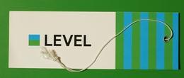 LEVEL | Baggage Label | Avion / Airplane / Flugzeug - Baggage Labels & Tags