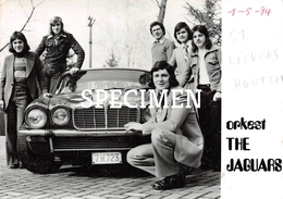 Orkest The Jaguars 1974 - Sint-Lievens-Houtem - Sint-Lievens-Houtem