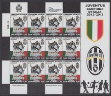 ITALIA REPUBBLICA 2013 - 2011-...: Mint/hinged
