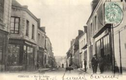 72 - Sarthe - Vibraye - Rue Des Sablons - D 7354 - Vibraye