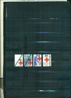PAYS BAS CROIX ROUGE 83 4 VAL NEUFS A PARTIR DE 0.60 EUROS - 1980-... (Beatrix)
