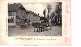 Montreux Château (Territoire De Bellefort) Le Restaurant Simon Hauss - Other Municipalities