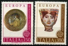 EUROPA - CEPT 1976 - Italie - 2 Val Neufs // Mnh - 1976
