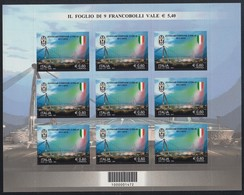 ITALIA REPUBBLICA 2012 BF JUVENTUS CAMPIONE D'ITALIA 2011-2012  MNH - 6. 1946-.. Republic