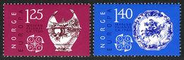EUROPA - CEPT 1976 - Norvège - 2 Val Neufs // Mnh - 1976