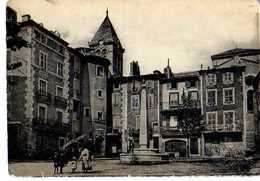 07 PRIVAS Place De La République - Privas