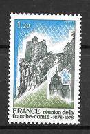 1978 - France -franche Comté / YT 2015/ MNH ** - France