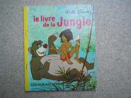 Les Albums Roses Disney Le Livre De La Jungle.....4A010320 - Livres, BD, Revues